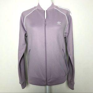 ADIDAS Superstar Light Purple Track Jacket